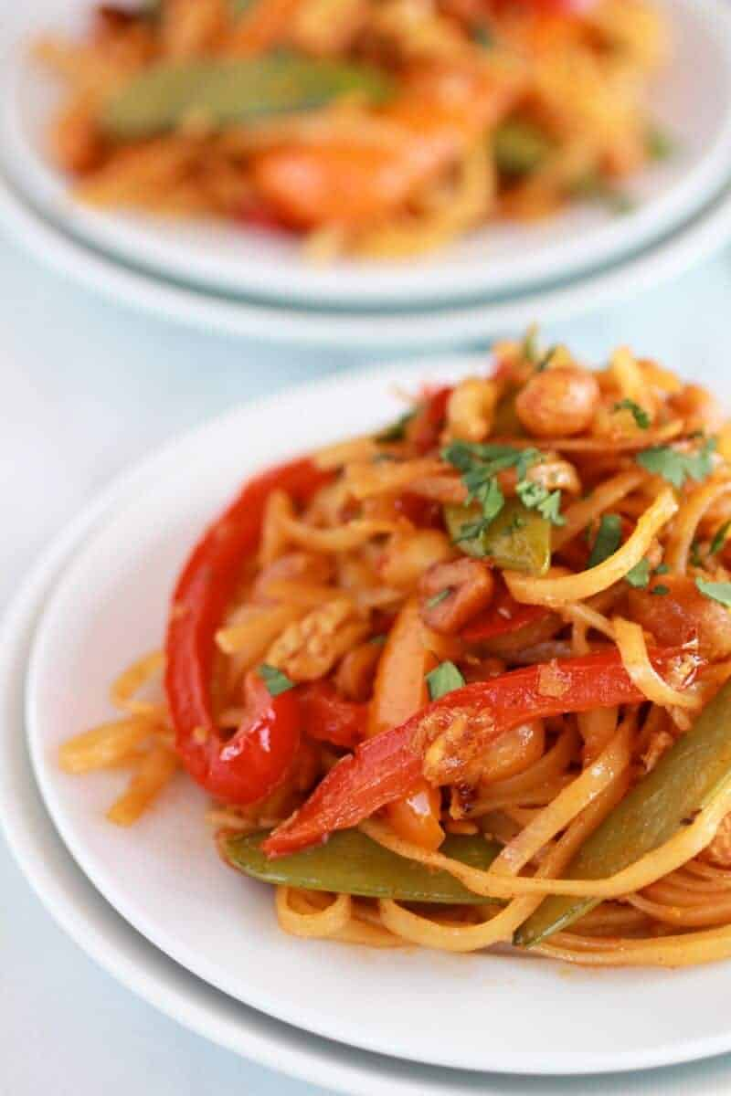 20 Minute Pad Thai-3