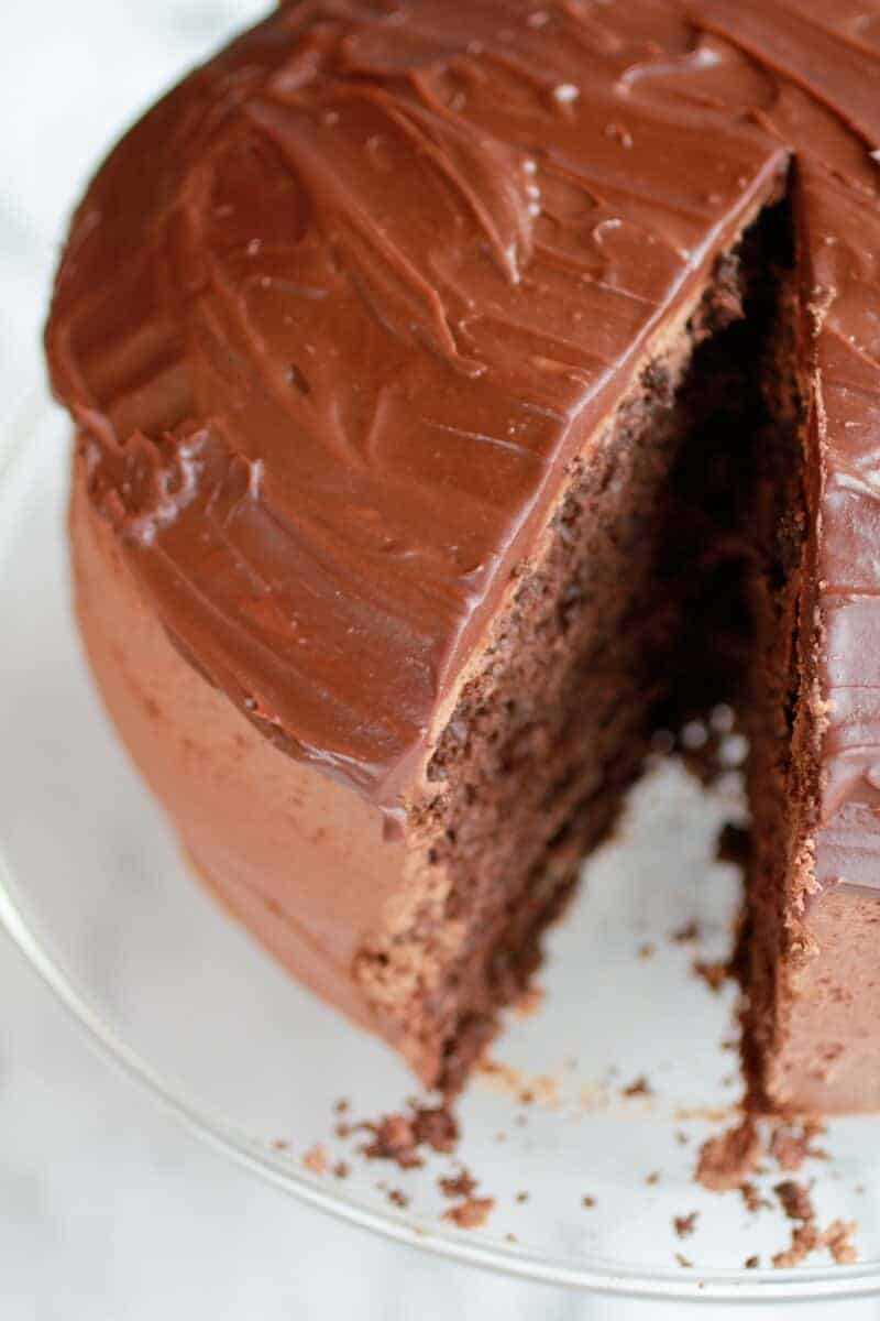 Chocolate Lovers Cake 4
