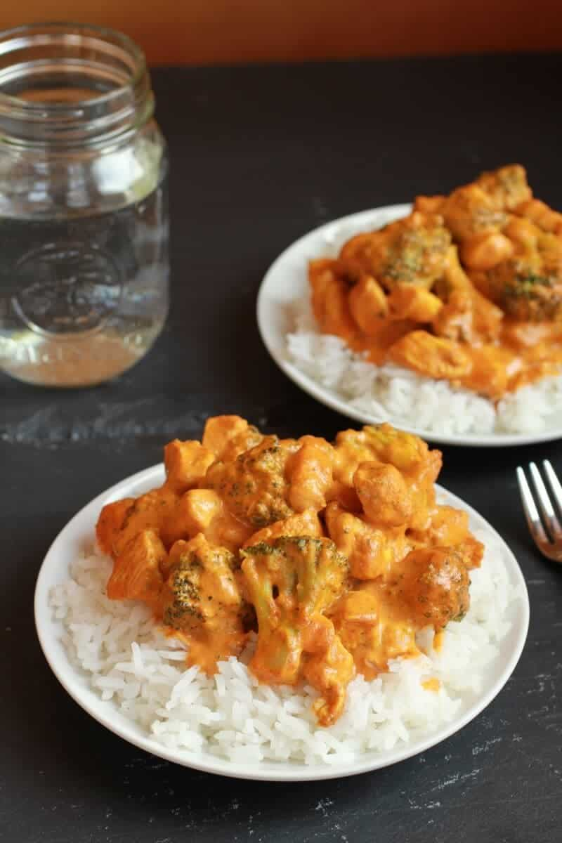 how to cook simple chicken curry