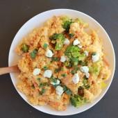 Buffalo Chicken Qunia Salad-5