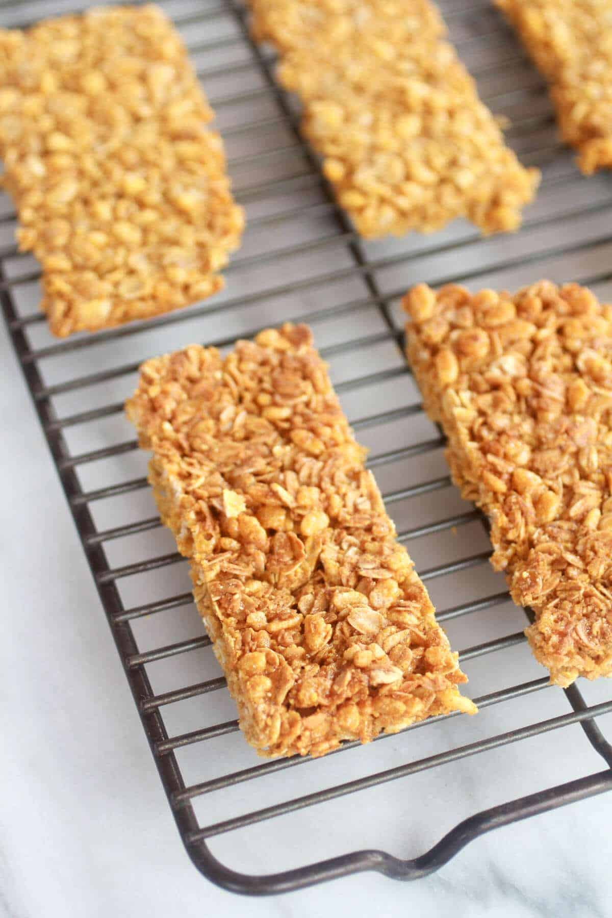 Nature Valley Oats 'n Honey Bars-3