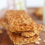 Just Like Nature Valley's Oats 'n Honeys Bars…..Actually they're Better.