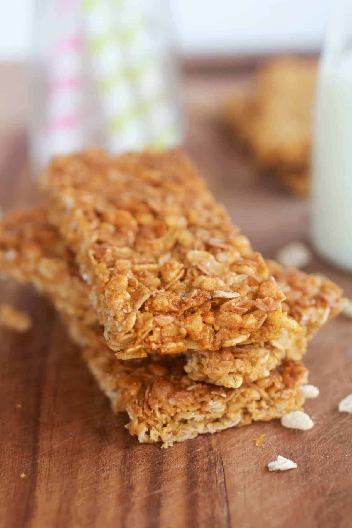 Nature Valley Oats 'n Honey Bars-8