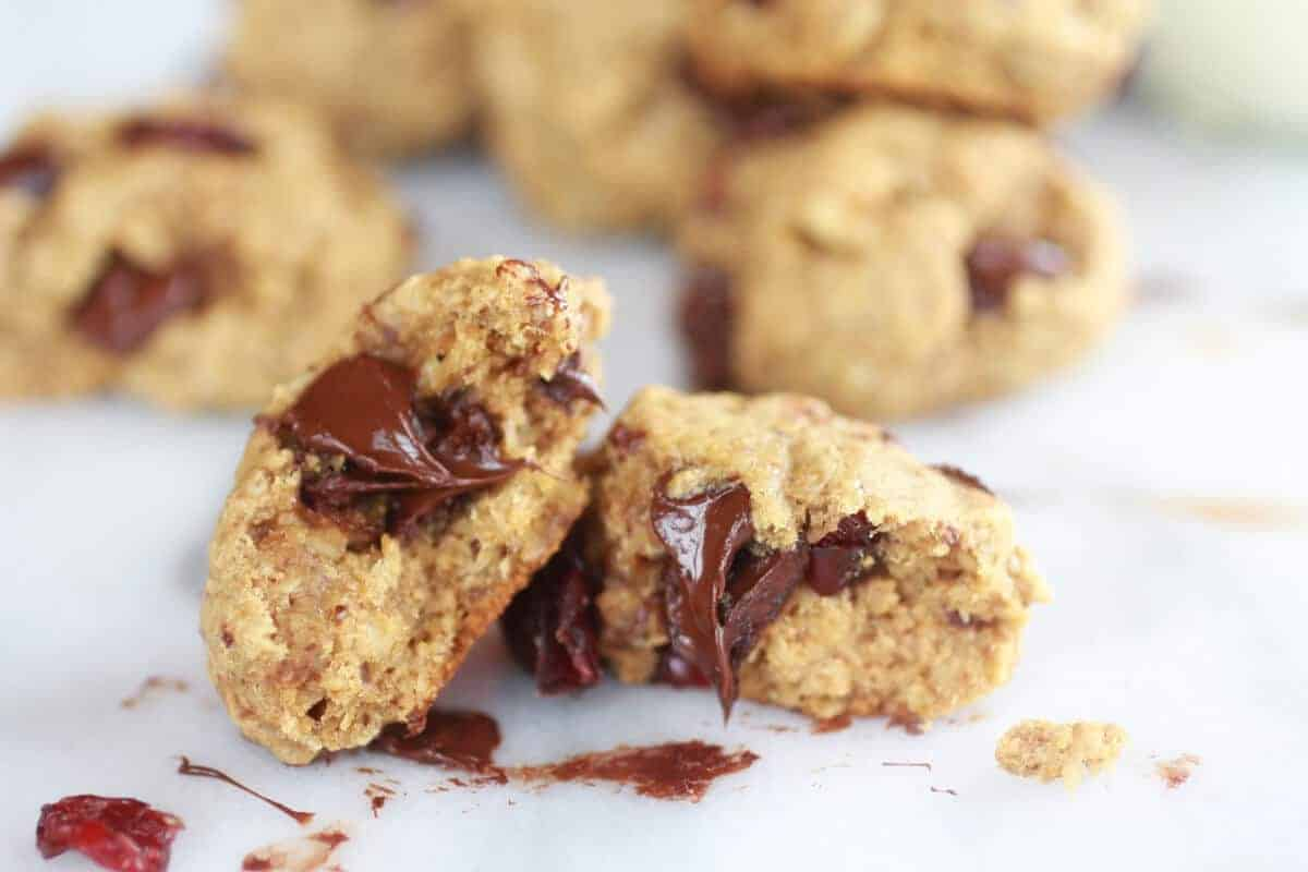 Super Healthy Breakfast (or anytime) Cookies-8