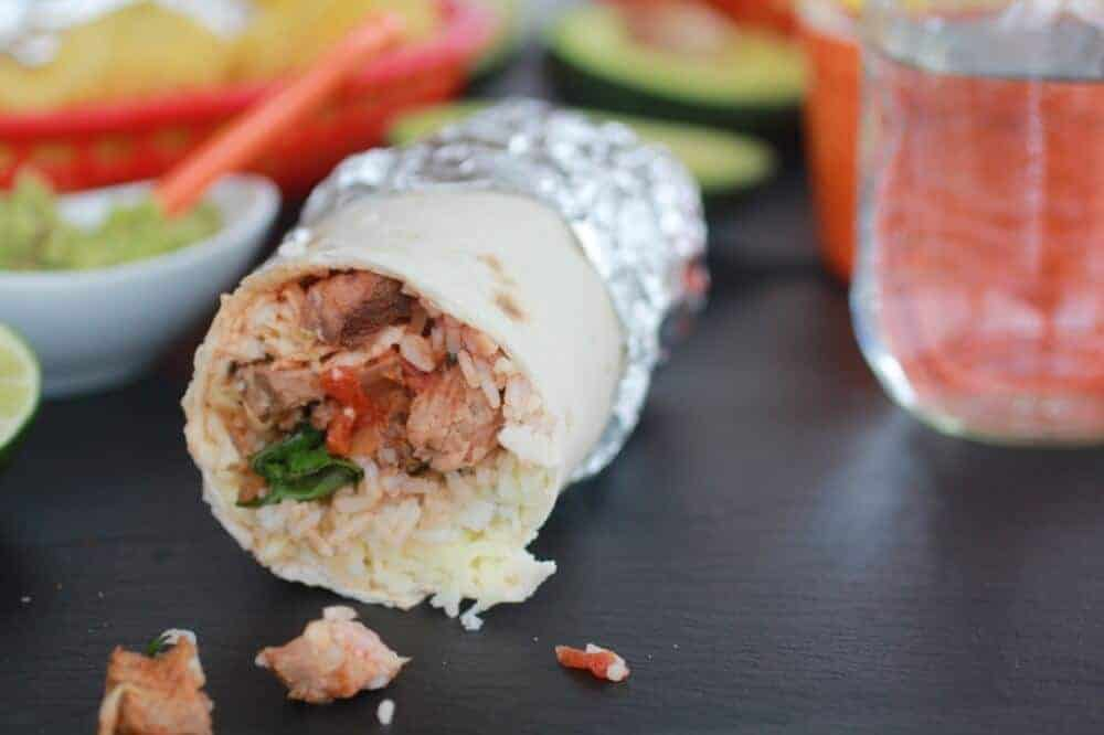 Chipotle Steak Burrito-10