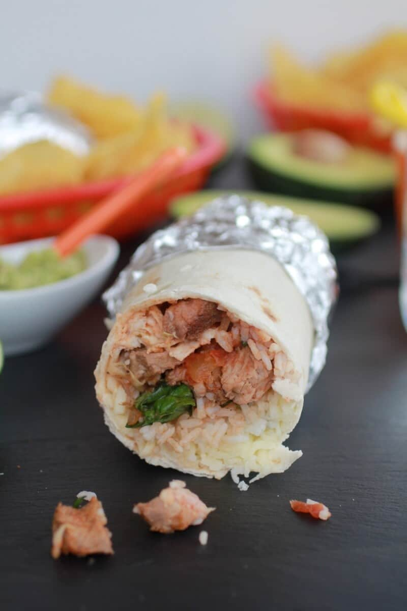 Chipotle Steak Burrito-1