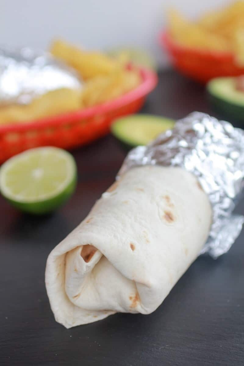 Chipotle Steak Burrito-3