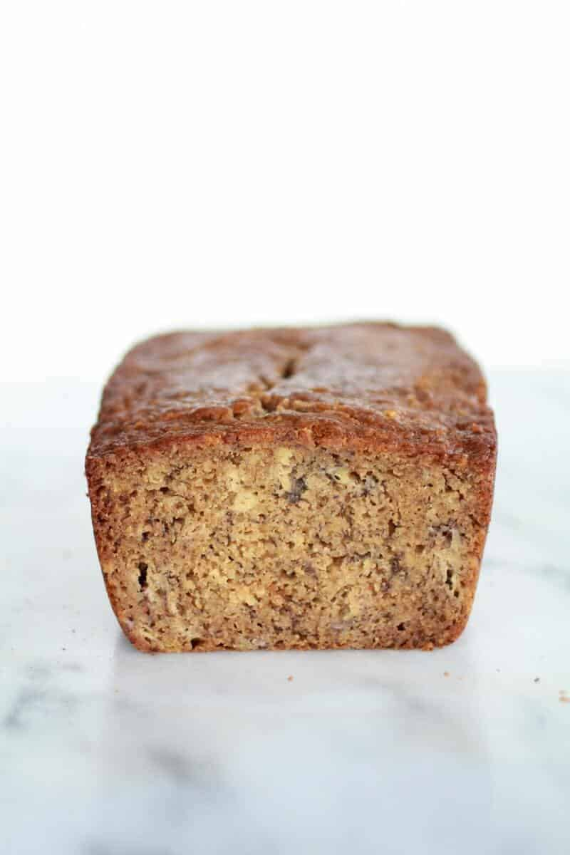 Graham Cracker Banana Bread-4