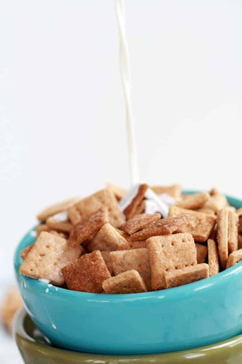 Homemade Cinnamon Toast Crunch