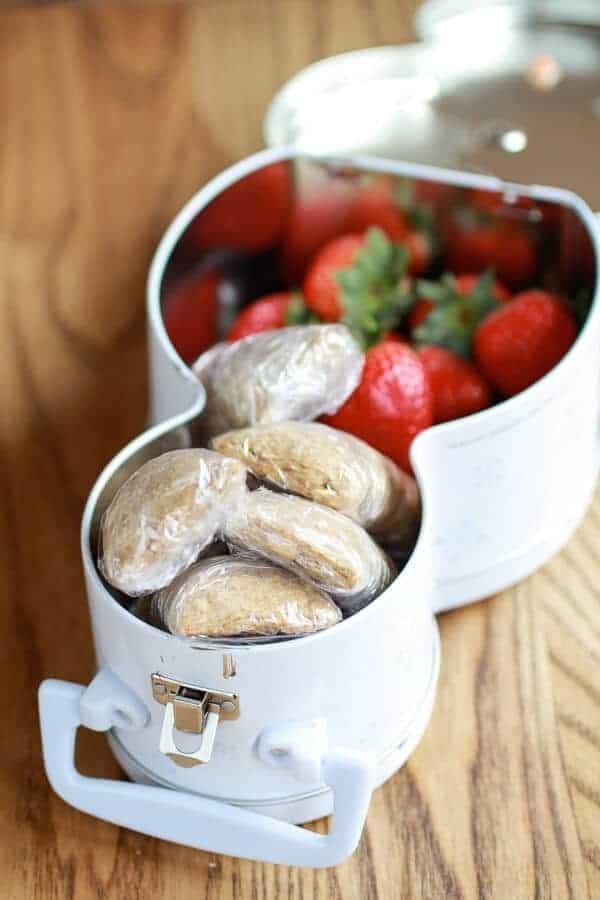 Homemade Strawberry Nutri Grain Bars | halfbakedharvest.com