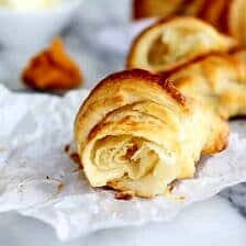 Homemade Croissants (with step-by-step photos)