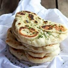 Homemade Naan Video (with step-by-step photos)