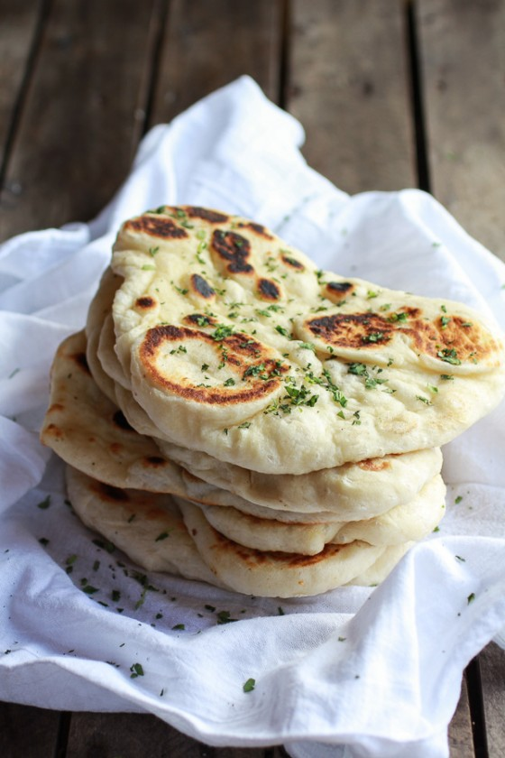 Homemade Naan (with step-by-step photos)-1