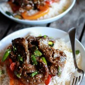 Korean Beef + Toasted Sesame Rice-7