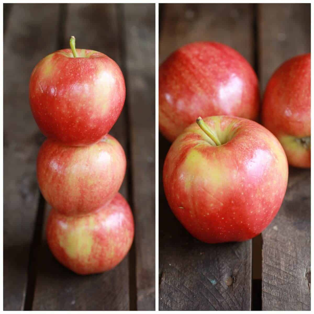 Apple Pecan Pie Cronuts with Apple Cider Caramel Drizzle | halfbakedharvest.com