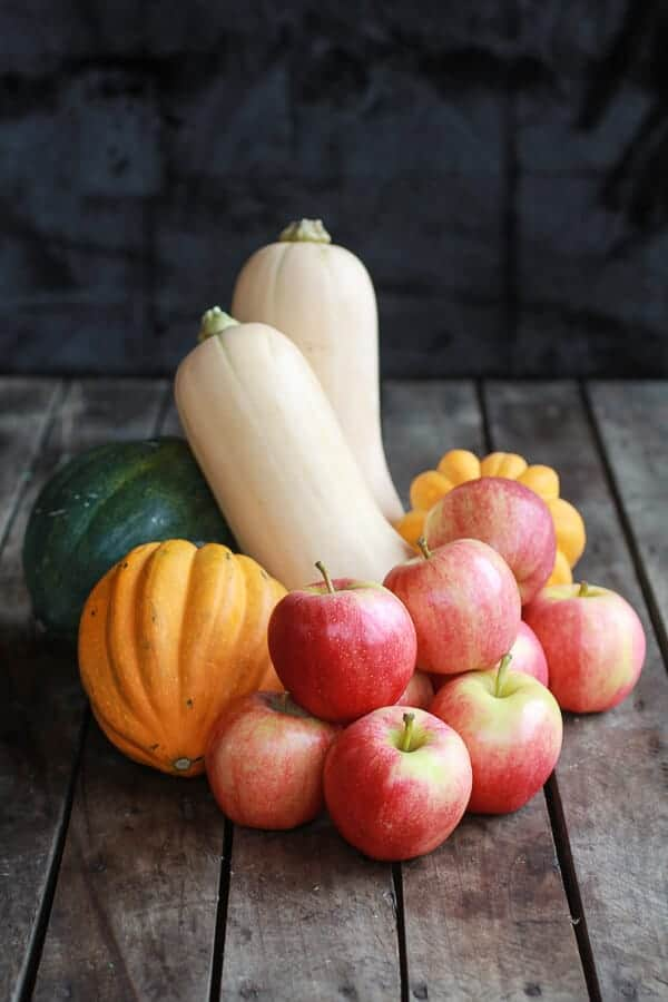 My Giant Line up of Cozy Fall Foods! Beware it Really is Giant!