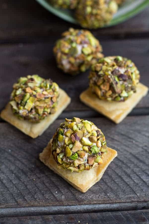 Crazy Greek Feta, Sun-Dried Tomato and Pistachio Truffles-5