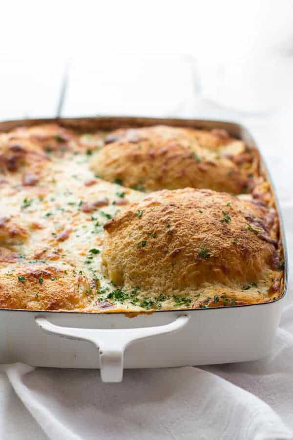 Extra Cheesy Classic Homemade Lasagna | halfbakedharvest.com