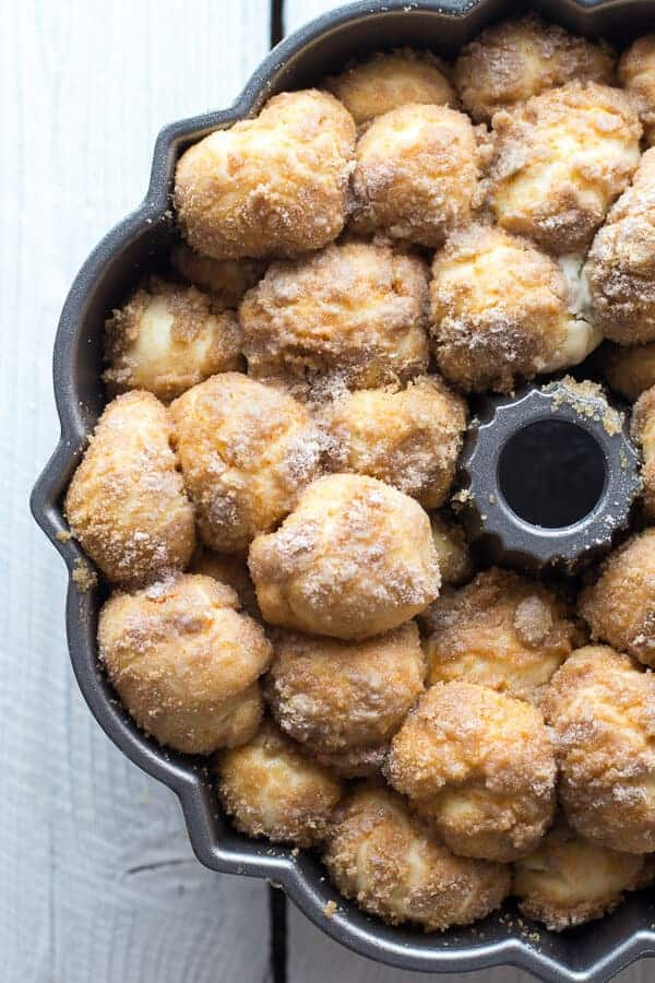 Mom's Ridiculously Easy Butterscotch Monkey Bread | halfbakedharvest.com