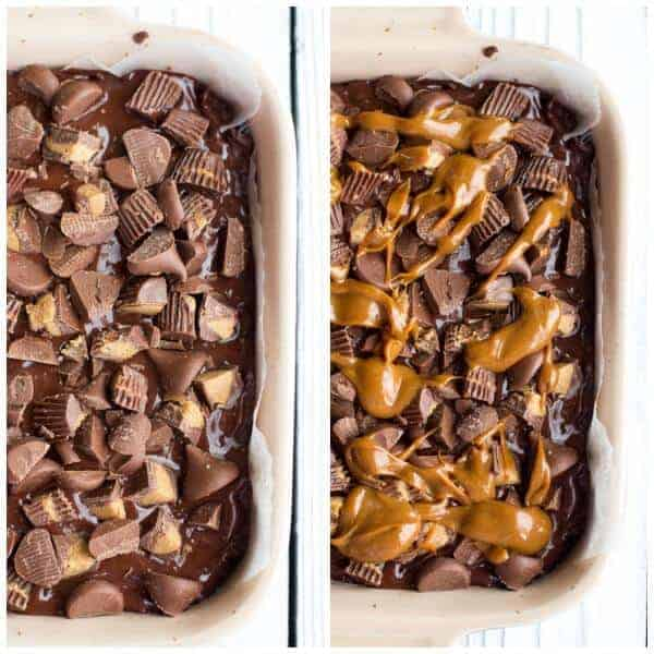 Loaded Peanut Butter Chocolate Covered Potato Chip Fudge (+ A KitchenAid Giveaway)   halfbakedharvest.com