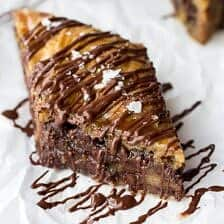 Salted Chocolate Chip Cookie Baklava.