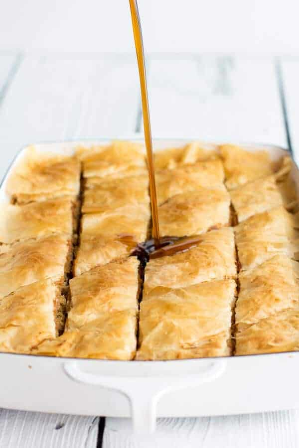 Salted Chocolate Chip Cookie Baklava | halfbakedharvest.com