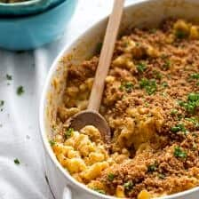 No-Boil Mac and Cheese.
