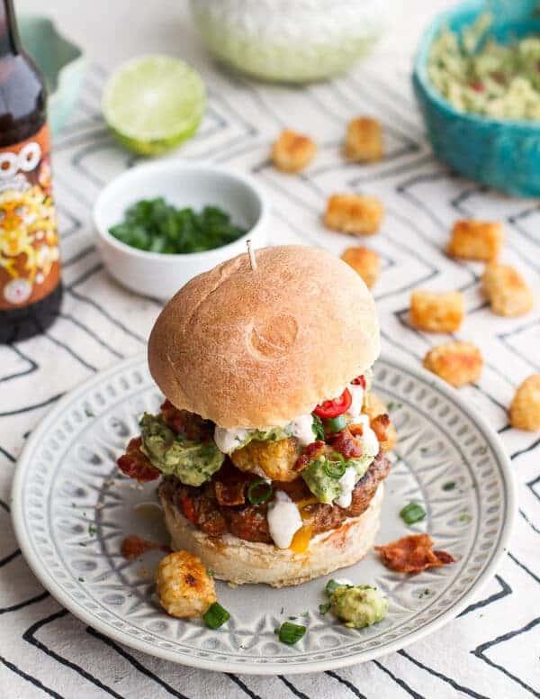 Totchos Supreme Burgers | halfbakedharvest.com