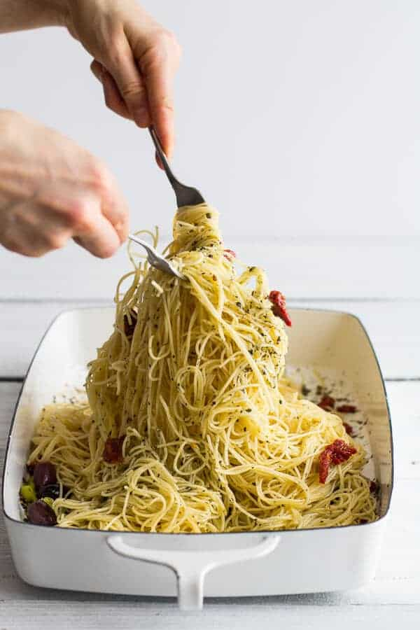 Dad's Friday Night Pasta Dish | halfbakedharvest.com