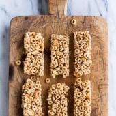 Honey Nut Cheerio Bars-1