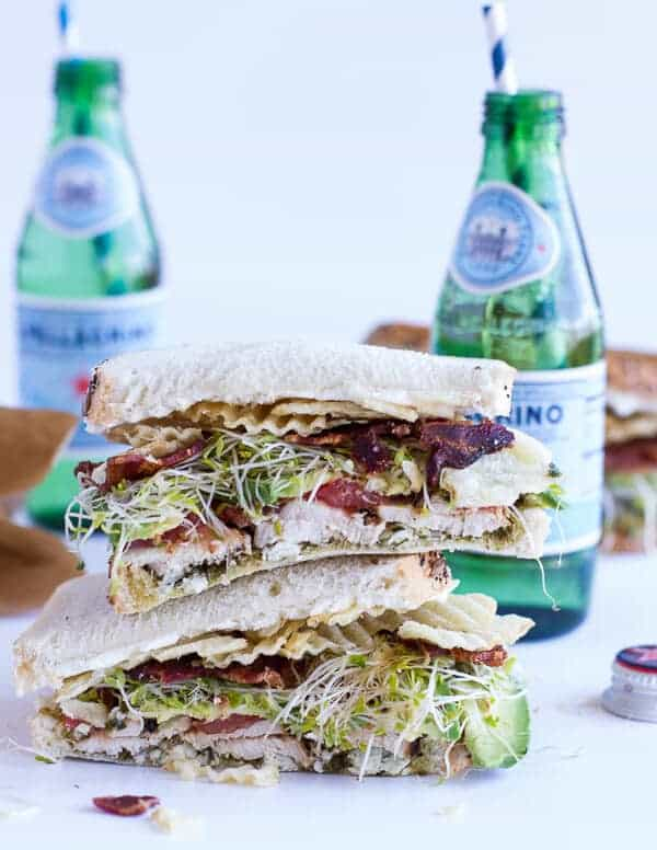 (The Ultimate) California Chicken and Avocado Sandwich with Bacon | halfbakedharvest.com