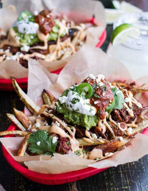 Tijuana Street Fries. | halfbakedharvest.com