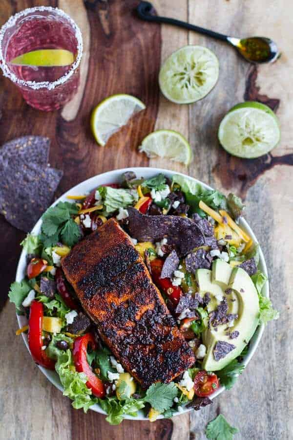 Chile-Lime-Salmon-Fajita-Salads-with-Cilantro-Lime-Vinaigrette.-11