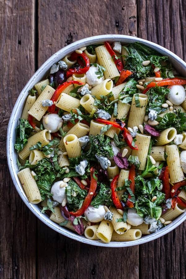 Tuscan grilled chicken salad recipe
