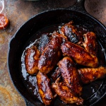 Hot Wings (and a cookbook giveaway!)-1