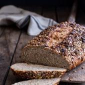 Seeded Whole Grain Breakfast Bread-1