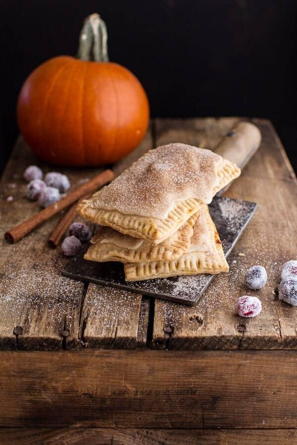 Pumpkin Pie Pop Tarts With Maple Glaze Recipes — Dishmaps