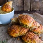 Extra Flakey Broccoli Cheddar Soup Mini Pies-1