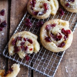 (Idiot Proof) 5-Ingredient Cranberry + Brie Cinnamon Sugar Puff Pastry Swirls.