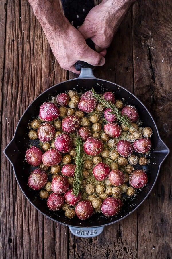 ... Chutney + Salt Roasted Potatoes | halfbakedharvest.com @hbharvest