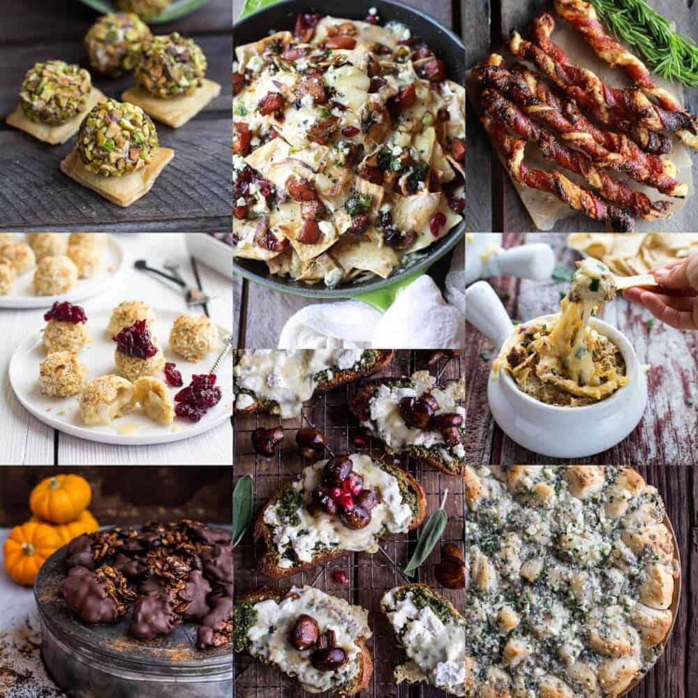Thanksgiving Appetizers | halfbakedharvest.com @hbharvest