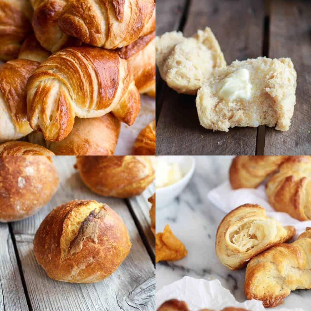Thanksgiving Breads | halfbakedharvest.com @hbharvest