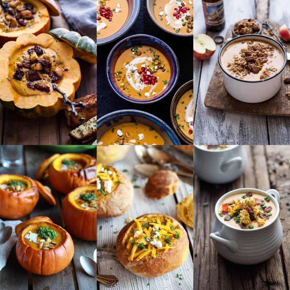 Thanksgiving Soups | halfbakedharvest.com @hbharvest