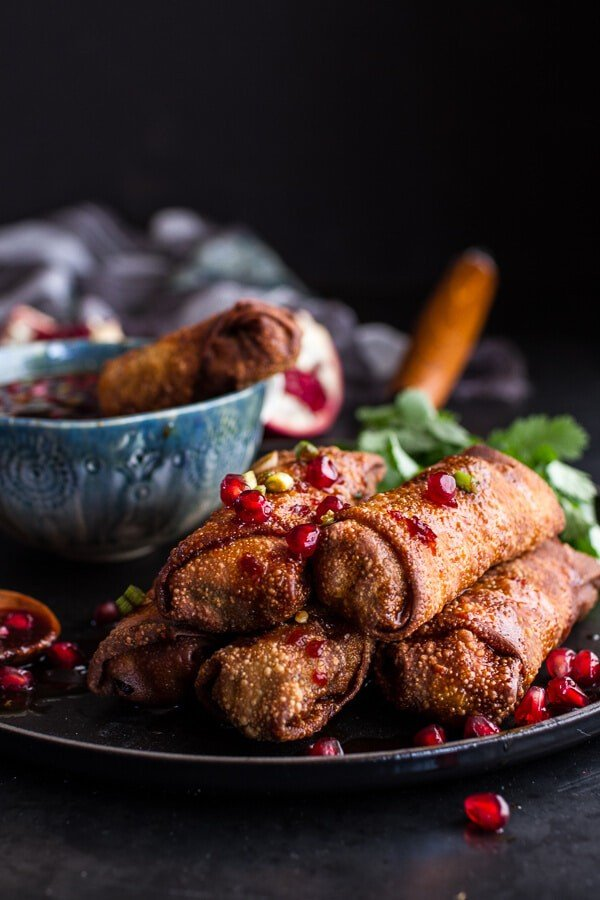 Chicken Kebabs With Pomegranate-Spice Marinade Recipe ...