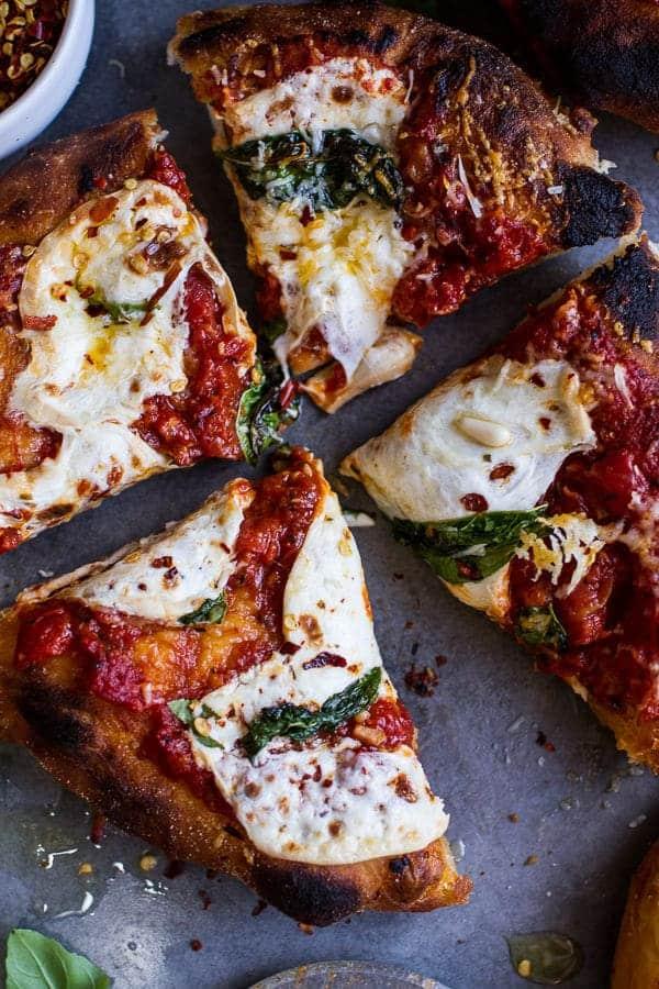 The Montanara Pizza (Classic Fried Italian Pizza)   halfbakedharvest.com @hbharvest