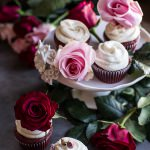 Deep Dark and Rosy, Red Velvet Cupcakes-1