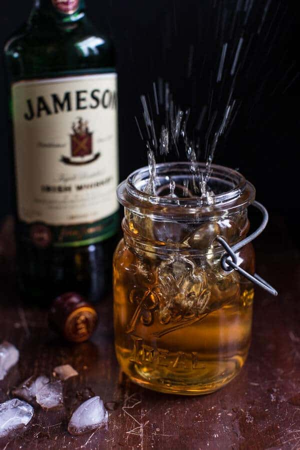 An Irish Man's Whiskey Mocha Chocolate Mousse | halfbakedharvest.com @hbharvest