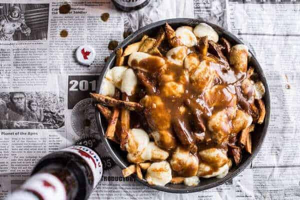 Authentic Canadian Poutine | halfbakedharvest.com @hbharvest