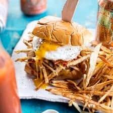 The Cuban Frita Burger.