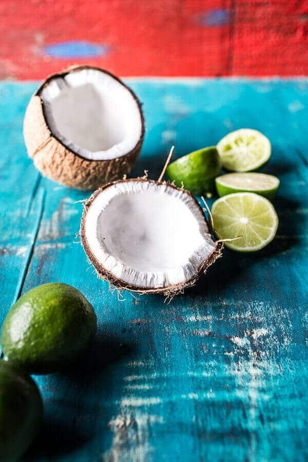 Coconut Honey Lime Filipino Chicken Adobo Skewers | halfbakedharvest.com @hbharvest
